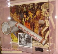 The Wizard of Oz (1939) movie prop Witch Remover Prop - Wizard of Oz
