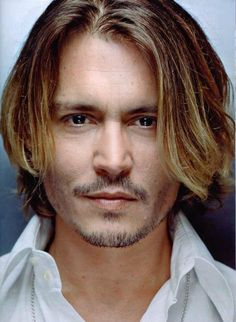 Johnny Depp, photographed by Robert Maxwell   for Entertainment Weekly, September 19, 2003