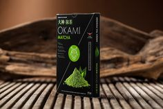 Okami Matcha on Packaging of the World - Creative Package Design Gallery