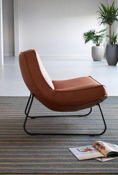 Ube fauteuil HE-design Sofa Chair, Armchair, Barcelona Chair, Chair Design, Floor Chair, Modern Design, House Design, Sofas, Living Room