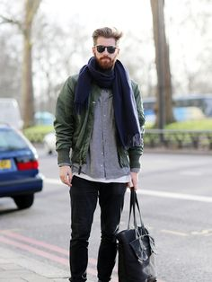 fashion Trends London Collections: Men street style, a/w 2015 Men's Fashion, London Fashion, Fashion Trends, Fashion Women, Men Style Tips, Men Street, Cool Street Fashion, Body, Girly