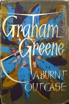 Existential Ennui: Beautiful British Book Jacket Design of the and I Love Books, Good Books, Books To Read, My Books, Book Cover Design, Book Design, Our Man In Havana, British Books, Graham Greene