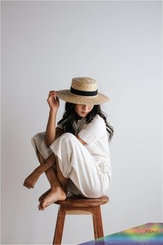 Faye Medium - Natural Straw Boater Hat - List of affordable cars Model Poses Photography, Self Portrait Photography, Photography Women, Glamour Photography, Lifestyle Photography, Editorial Photography, Tim Walker Photography, Photography Outfits, Summer Photography