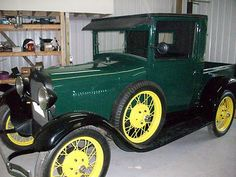Ford : Model A none 1929 Ford Model A Pick up - http://www.legendaryfinds.com/ford-model-a-none-1929-ford-model-a-pick-up/