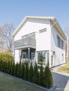 Helsinki, Fence, My House, Backyard, House Design, Mansions, Architecture, House Styles, Garden