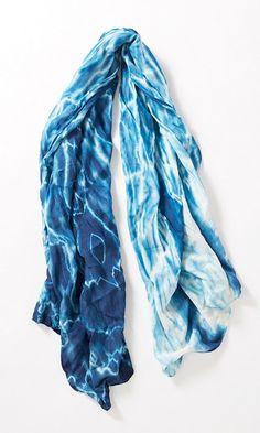 Get Creative This Summer With Some Shibori Indigo Dye!