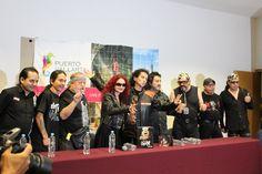 Conferencia de prensa en Vallarta