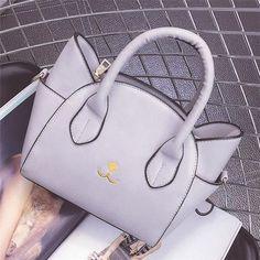 Women Girl Lovely Cute Bags Cat Handbag Totes Crossbody Bags Shoulder Bags