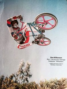 Ron Wilkerson / X-up air!