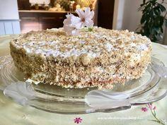 A nagybetűs Diótorta - Mind&Spirit blog Evo, Vanilla Cake, Spirit, Minden, Recipies