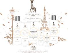 Sophie la girafe Baby launched Nov 2013.   #sophielagirafe #sophiethegiraffe #sophielagirafecosmetics #organic #natural #ecocert