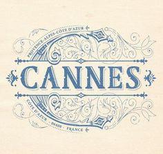 CANNES | #corporate #branding #creative #logo #personalized #identity #design #corporatedesign < repinned by an #advertising agency from #Hamburg / #Germany - www.BlickeDeeler.de | Follow us on www.facebook.com/BlickeDeeler