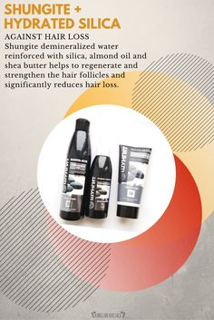 Organic shungite cosmetics for strong and shiny hair Peppermint Leaves, Shiny Hair, Hair Loss, Hair Growth, Shea Butter, Cruelty Free, Mineral, Hair Care, Finding Yourself
