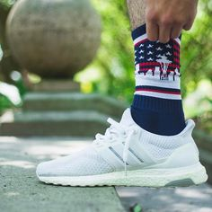 They're back and they're better. Pick up the Seattle USA sock before they run out!#TeamSkyline #repeverystep
