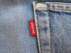 Levi's 501 button fly - classic. All I wore in jr high. Why are you so hard to find!
