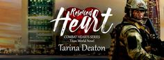 ✨✨Itsy Bitsy Book Bits Book Spotlight Author✨✨ ✨✨Author Tarina Deaton✨✨ Have you read Rescued Heart (Titan World) yet?