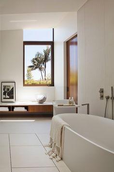 calming bath