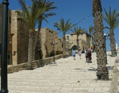 Visit through Old Jaffa