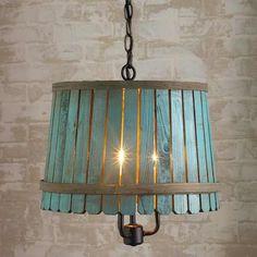 DIY handmade chandelier 10
