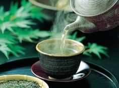 Speed up metabolism with green tea