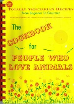 The Cookbook for People Who Love Animals by Michael A Klaper, http://www.amazon.com/gp/product/0961424834/ref=cm_sw_r_pi_alp_ZG6mrb03N1ECA