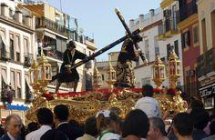 Ntro. Padre Jesús de las Penas, Hermandad de San Roque, Sevilla