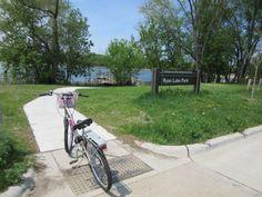 Ryan Lake Park in Minneapolis