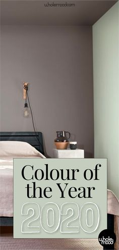 Dulux has announced the color of 2020 and thus ., Dulux has announced the color of 2020 and an interesting trend for the coming decade! Check it out , Paint Colors For Home, Dulux, Neutral Paint Color, Bedroom Trends, Home Decor Trends, Trending Decor, Home Decor, Colorful Interiors, Dulux Paint Colours
