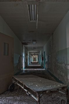 State hospital.
