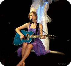 Taylor Swift Speak Now Tour- CHECK. 10 feet away from her. My bro got us the best seats.