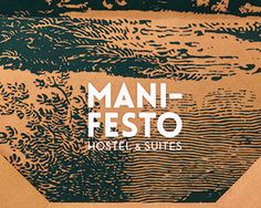 """Check out this @Behance project: """"Manifesto Hostel & Suites"""" https://www.behance.net/gallery/34721463/Manifesto-Hostel-Suites"""
