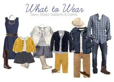 "FAMILY PHOTOS: ""What to Wear"" Savvy Styled Sessions & Events: Fall photo session, What to Wear, Style Inspiration,"