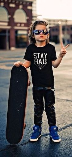 kids clothing fashion skater style
