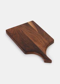 Black Walnut Gooseneck Cutting Board | Rodale's