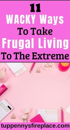These are some awesome ideas on extreme frugality. Practical tips on how to be super frugal without being an extreme cheapskate. Frugal Living Tips, Frugal Tips, Ways To Save Money, Money Saving Tips, Money Tips, Extreme Cheapskates, Budgeting Money, Budget Planner, Awesome
