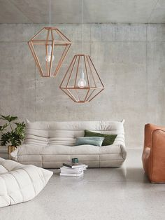 The Beacon Lighting Leconic Contra 1 light geometric design pendant in Ashwood Beacon Lighting, Stair Lighting, Dining Room Lighting, Pendant Lighting, Light Pendant, Lighting Ideas, Geometric Pendant Light, Light Fittings, Light Fixtures