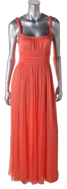 Catherine Malandrino Pink 112dw156 Dress. Free shipping and guaranteed authenticity on Catherine Malandrino Pink 112dw156 Dress at Tradesy. CATHERINE MALANDRINO 2407 NEW Womens Pink Silk Cri...