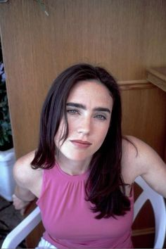Jennifer Connelly Jennifer Conolly, Jennifer Connelly Young, Beautiful Actresses, Hollywood Actresses, Pretty Woman, At Least, Beautiful Women, Celebs, Face