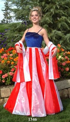 Ugly Non-Revealing Prom Dresses