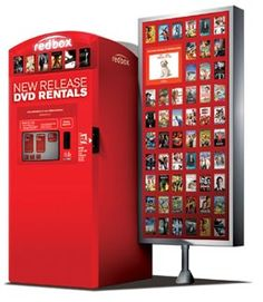 free movie night every week with redbox code