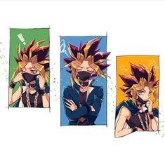 Otaku Anime, Anime Art, Yu Gi Oh, Anime Love, Anime Guys, Atem Yugioh, Mago Anime, Animé Fan Art, Yugioh Collection