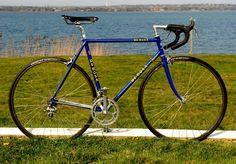 De Rosa Bicycles - BIKEADELIC: More pictures - Joe´s De Rosa Professional SLX - 1989
