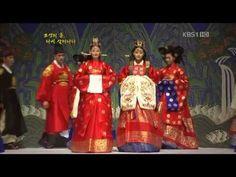 한복 패션쇼(hanbok fashion show ) - 조선의 혼, 다시 살아나다 [120401] - Part4