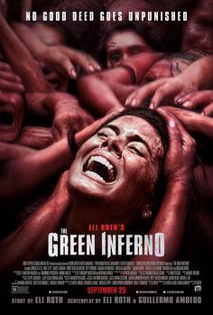 The Green Inferno – No good deed goes unpunished - http://gamesleech.com/the-green-inferno-no-good-deed-goes-unpunished/