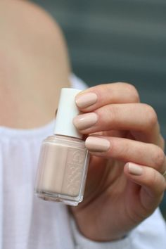 Essie Topless & Bare