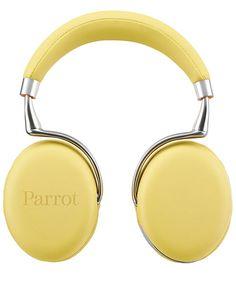 Parrot Zik 2 Bluetooth Headset Geel