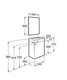 sanitary ware dimensions toilet dimension sink. Black Bedroom Furniture Sets. Home Design Ideas