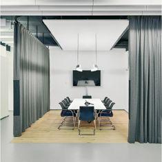 Schall- / Raumtrennvorhang OFFICE - Schallschutzvorhänge - Acoustics - Produkte & Onlineshop - Gerriets