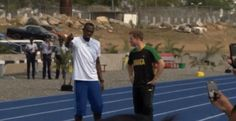 When Prince Harry Trolls Usain Bolt.   http://ift.tt/2aYEDZy via /r/funny http://ift.tt/2bc7RI0  funny pictures