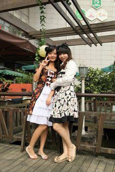 Lolita Tea Party  ID:171166【Left】159466【Right】